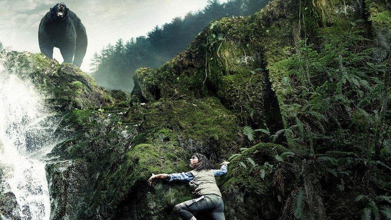 Backcountry (film) movie scenes