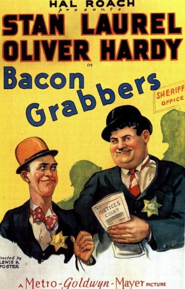 Bacon Grabbers movie poster