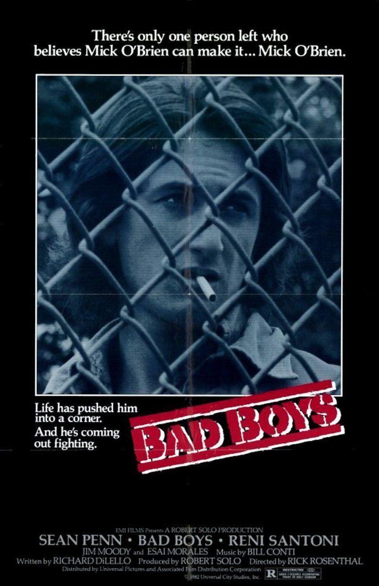 Bad Boys (1983 film) movie poster
