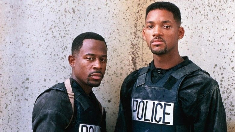 Bad Boys (1995 film) movie scenes