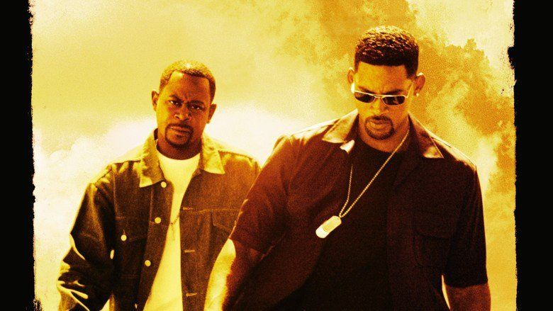 Bad Boys II movie scenes