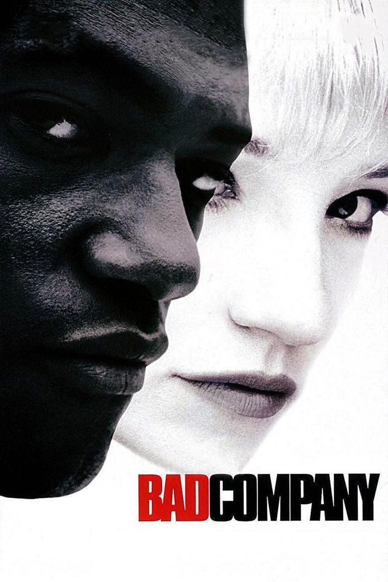Bad Company (1995 film) movie poster
