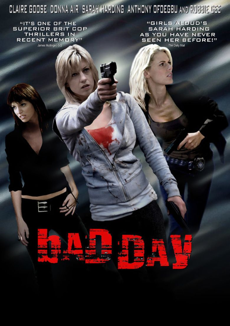 Bad Day (film) movie poster