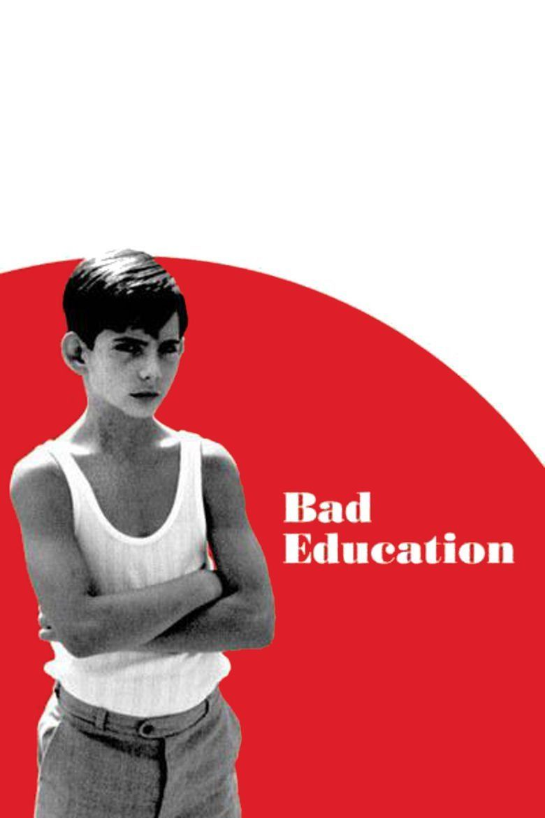 Bad Education (film) movie poster