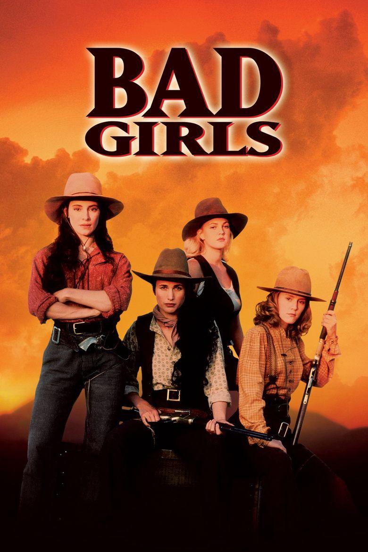 Bad Girls (1994 film) movie poster