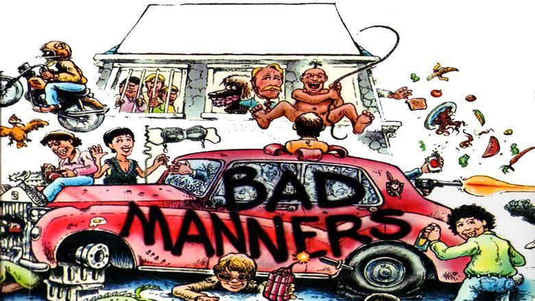 Bad Manners (film) movie scenes