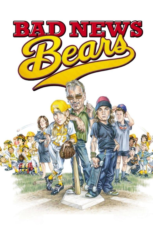 Bad News Bears movie poster