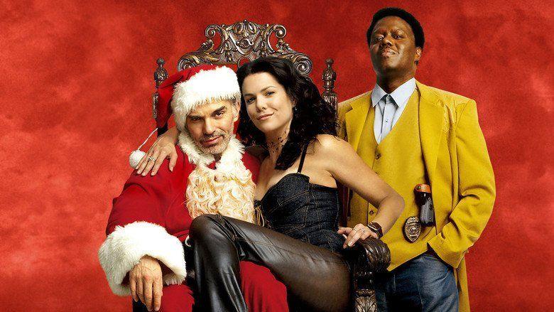 Bad Santa movie scenes