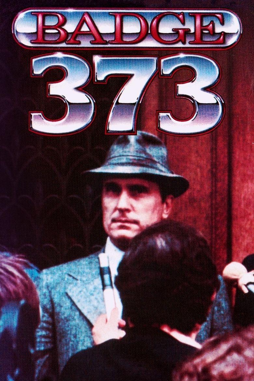 Badge 373 movie poster