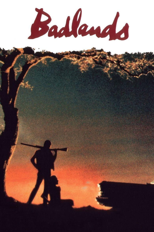 Badlands (film) movie poster
