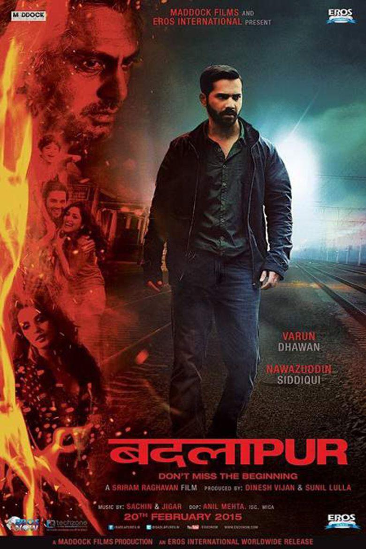 Badlapur (film) movie poster
