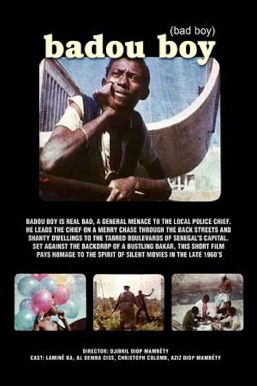 Badou Boy movie poster