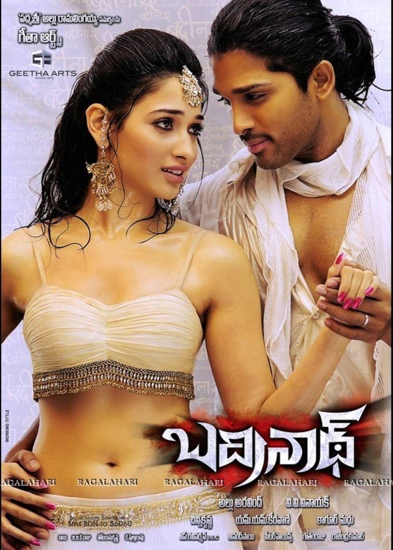Badrinath (film) movie poster