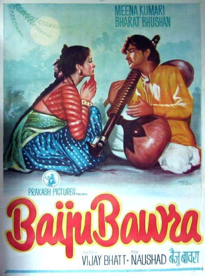 Baiju Bawra (film) movie poster