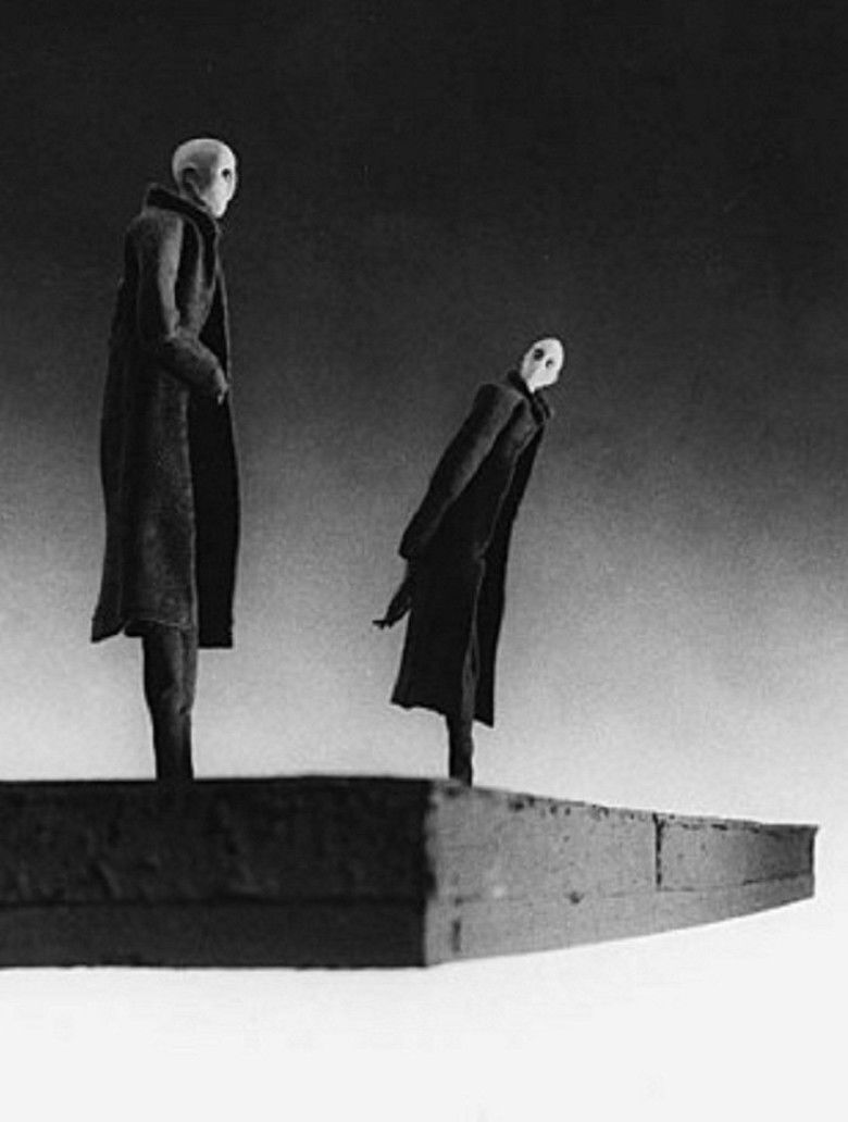 Balance (1989 film) movie poster