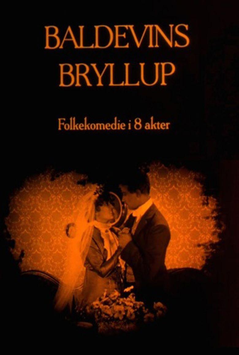 Baldevins bryllup movie poster