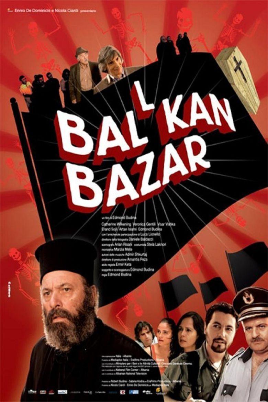 Balkan Bazar movie poster