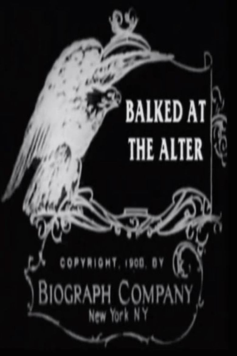 Balked at the Altar movie poster