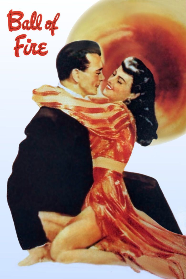 Ball of Fire movie poster