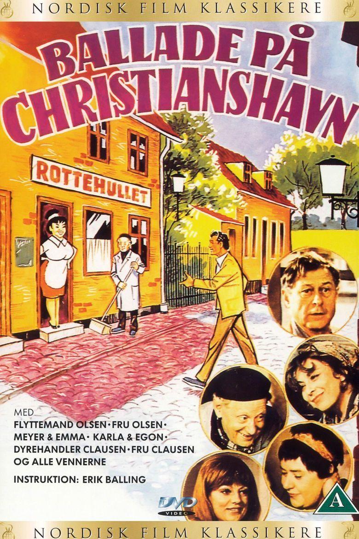 Ballade pa Christianshavn movie poster