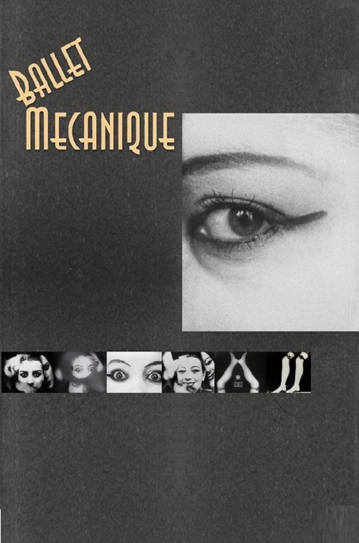 Ballet Mecanique movie poster