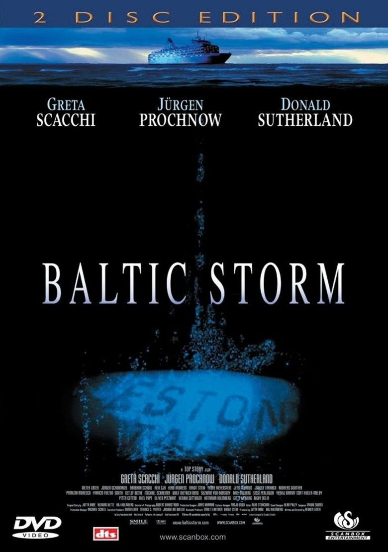 Baltic Storm movie poster