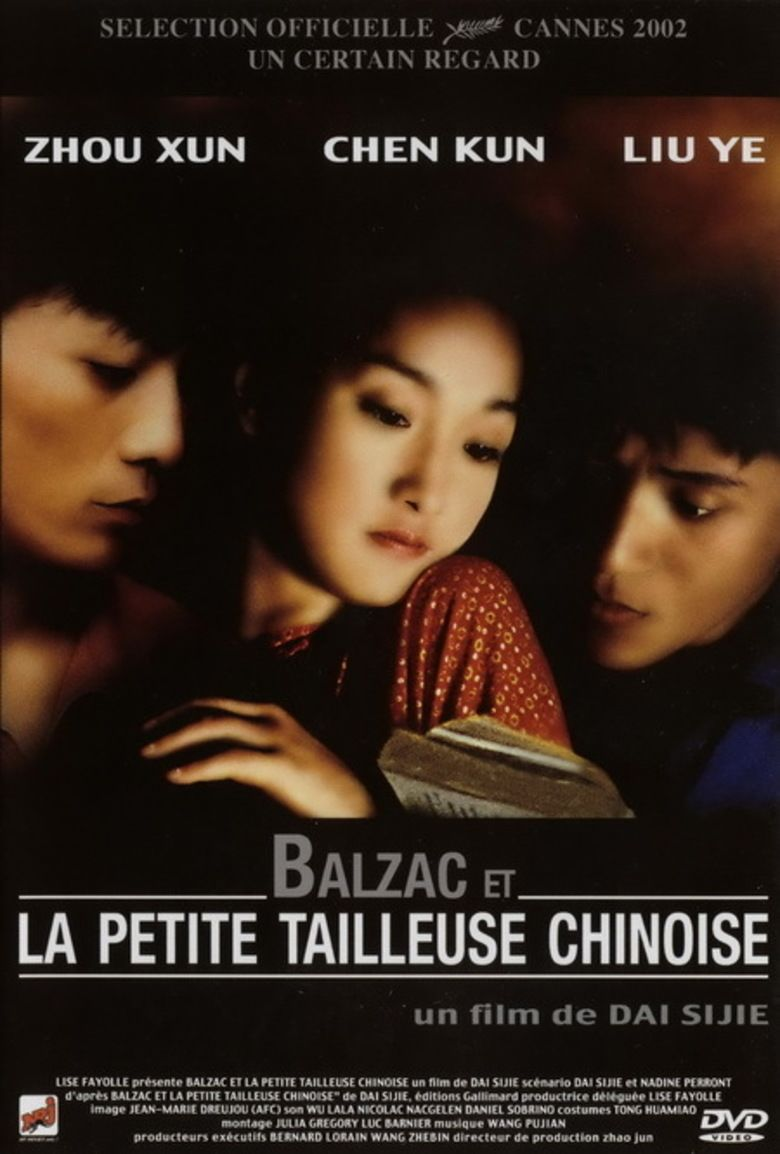 Balzac and the Little Chinese Seamstress (film) movie poster