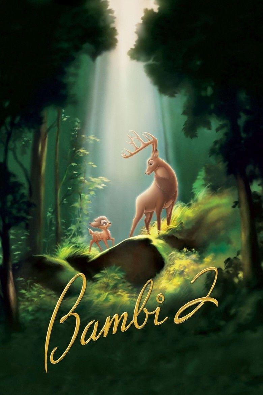 Bambi II movie poster