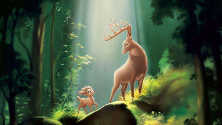 Bambi II movie scenes