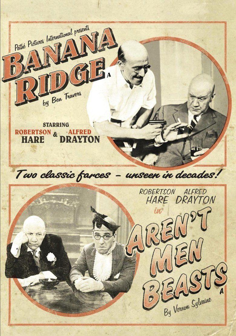 Banana Ridge (film) movie poster