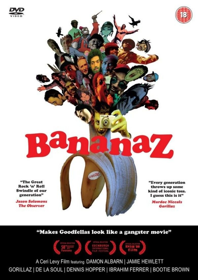 Bananaz movie poster