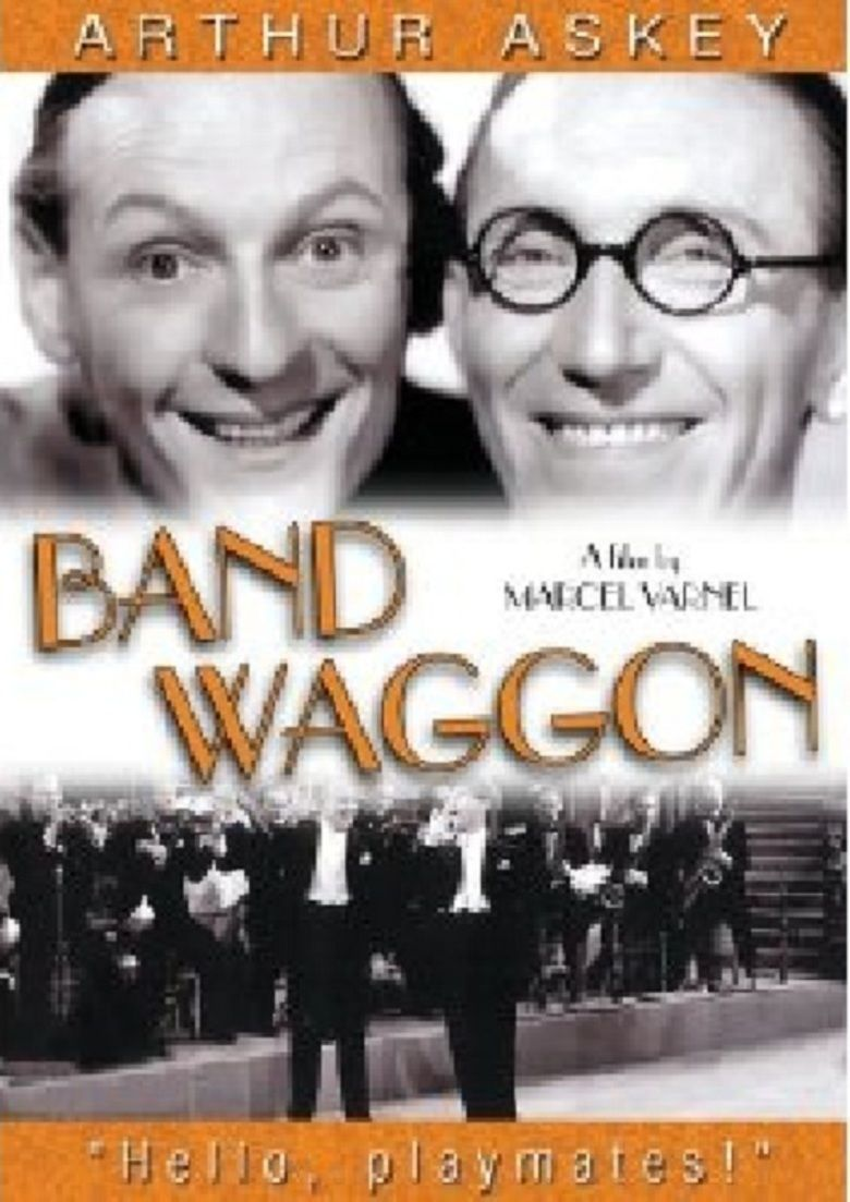 Band Waggon (film) movie poster
