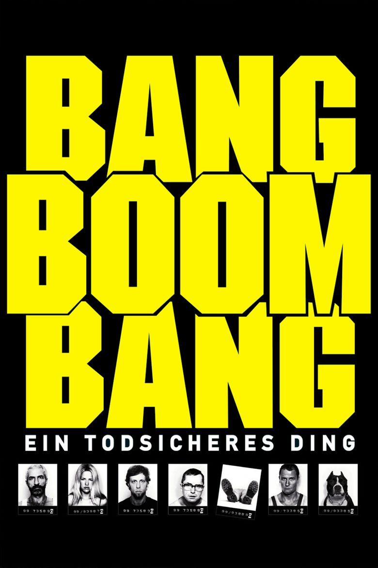 Bang Boom Bang movie poster