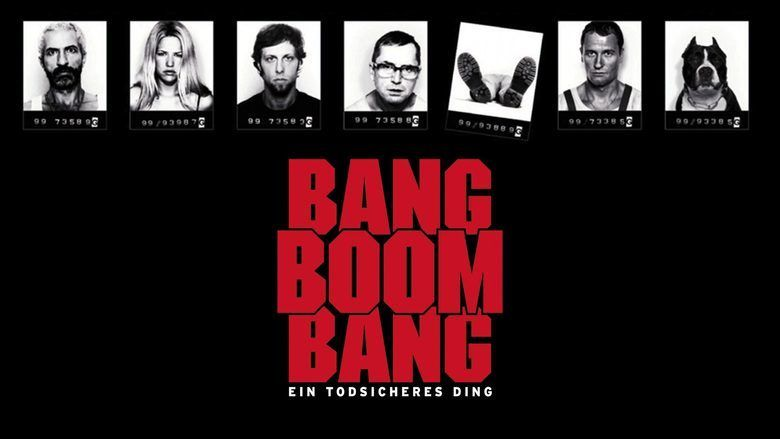 Bang Boom Bang movie scenes