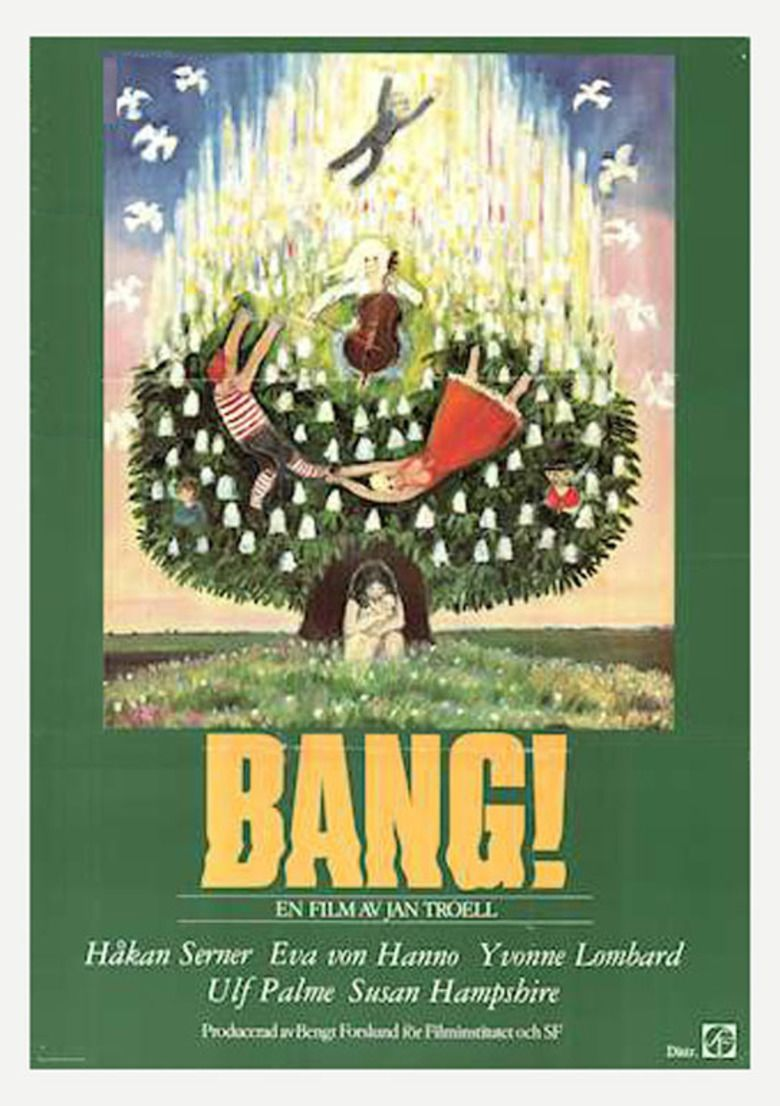 Bang! (film) movie poster