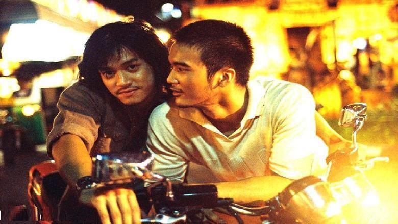 Bangkok Love Story movie scenes