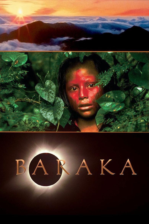Baraka (film) movie poster