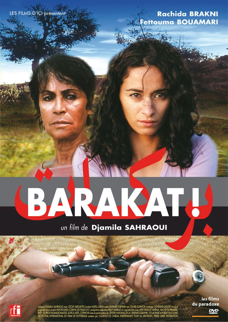 Barakat! movie poster