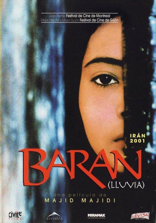 Baran (film) movie poster
