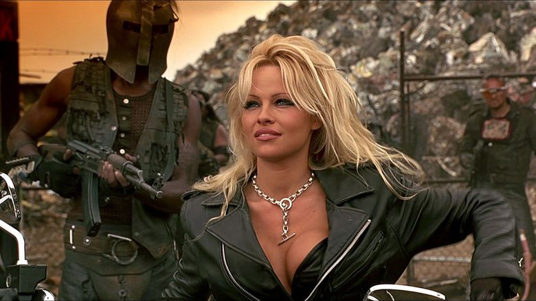 Barb Wire (film) movie scenes