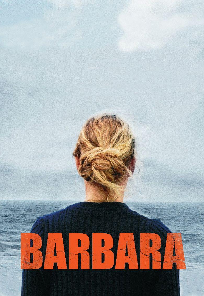 Barbara (2012 film) movie poster