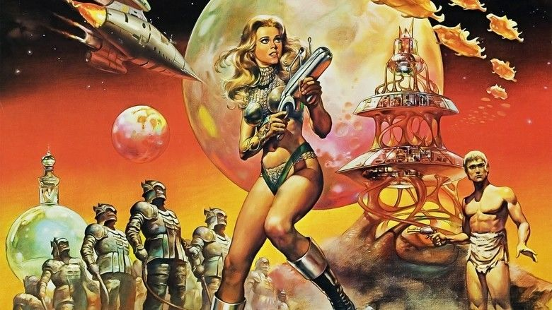 Barbarella (film) movie scenes