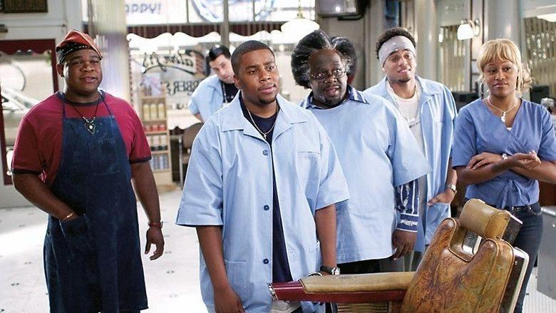 Barbershop 2: Back in Business movie scenes