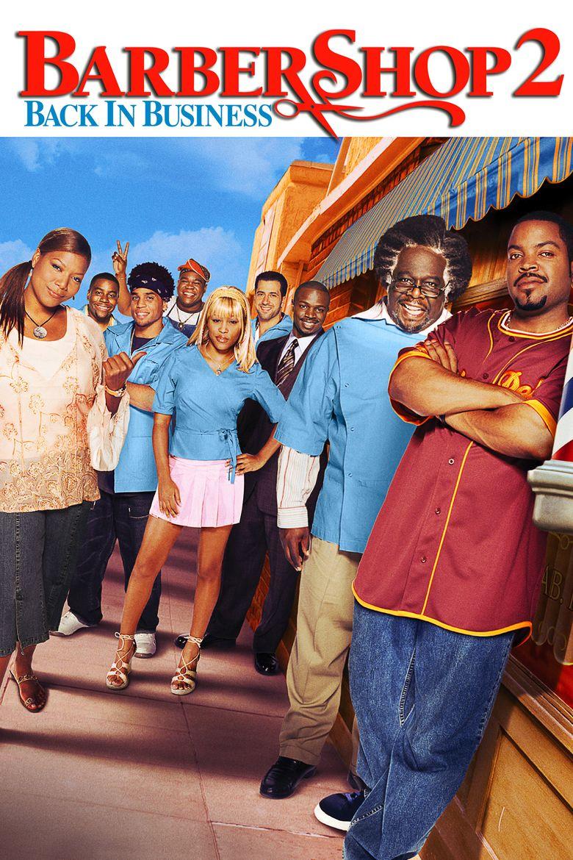 Barbershop 2: Back in Business movie poster