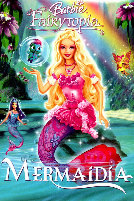 Barbie: Mermaidia movie poster