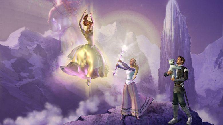 Barbie and the Magic of Pegasus movie scenes