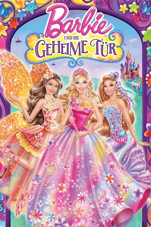 Barbie and the Secret Door movie poster
