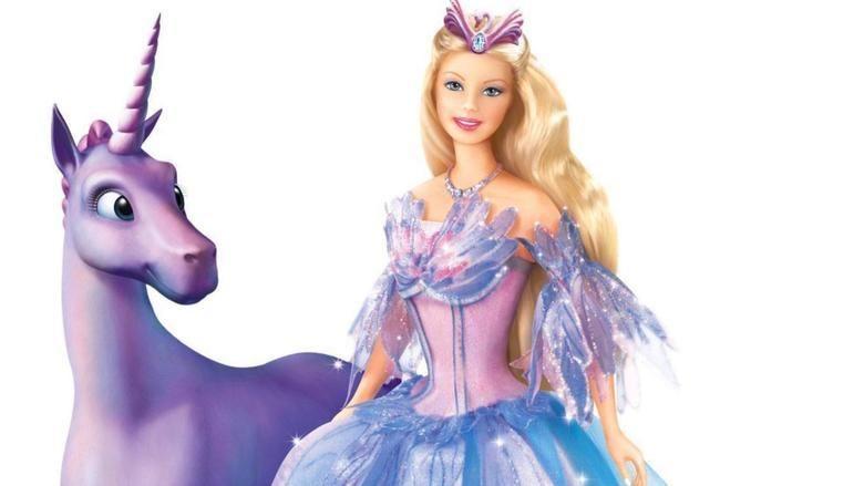 Barbie of Swan Lake movie scenes