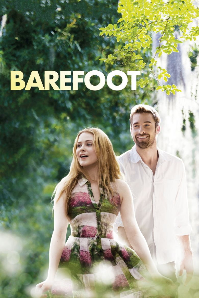 Barefoot (film) movie poster