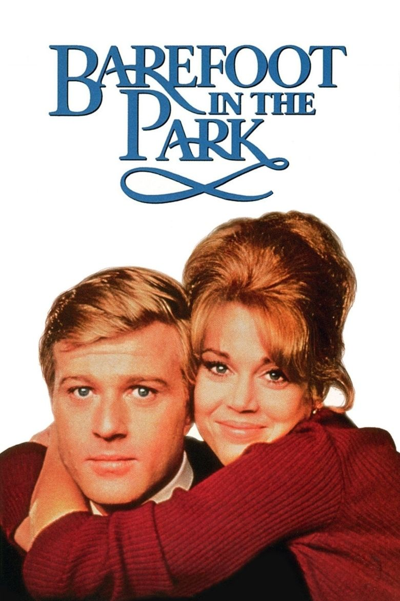 Barefoot in the Park (film) movie poster